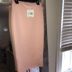 Missguided Midi Skirt